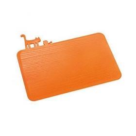 Koziol 004.040702.006 Разделочная доска Pip, оранжевый | Rustirka.RU - Интернет-магазин надежной бытовой техники в Москве