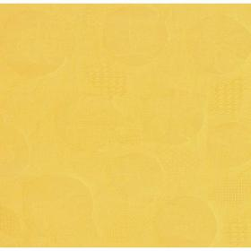 Garnier-Thiebaud 25011 Салфетка, Тысяча мыслей, Пропитка Акрил, желтая, хлопок, 55*55 см.   Rustirka.RU - Интернет-магазин надежной бытовой техники в Москве