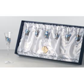 Anorinver K 6 T Aida Med Шесть бокалов для шампанского | Rustirka.RU - Интернет-магазин надежной бытовой техники в Москве