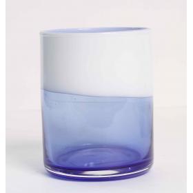 D/0021 бокал для виски Union Victors, Дерзость, бело-синий | Rustirka.RU - Интернет-магазин надежной бытовой техники в Москве