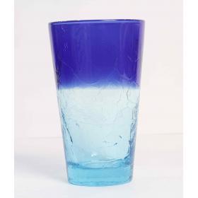 KRA/0007 бокал для коктейлей Union Victors, Кракле, синий | Rustirka.RU - Интернет-магазин надежной бытовой техники в Москве