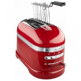 Тостер KitchenAid Artisan 5KMT2204EER красный | Rustirka.RU - Интернет-магазин надежной бытовой техники в Москве
