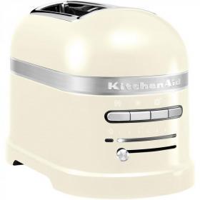 Тостер KitchenAid Artisan 5KMT2204EAC кремовый | Rustirka.RU - Интернет-магазин надежной бытовой техники в Москве