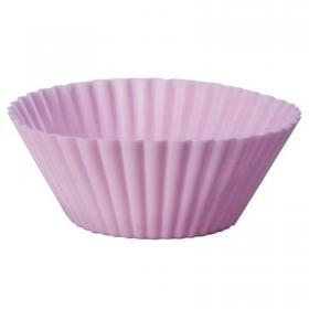 Формочки для кекса, силиконовые, набор 6 шт LE CREUSET Розовый  93005200190000   Rustirka.RU - Интернет-магазин надежной бытовой техники в Москве