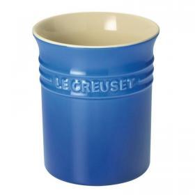 Керамическая емкость столовая 1,1л, синяя LE CREUSET  91000100310000 | Rustirka.RU - Интернет-магазин надежной бытовой техники в Москве