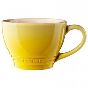 Чашка 0,4л  Желтый LE CREUSET  91007240403000   Rustirka.RU - Интернет-магазин надежной бытовой техники в Москве