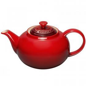 Заварочный чайник 1.3 Л вишня LE CREUSET  91010013060000 | Rustirka.RU - Интернет-магазин надежной бытовой техники в Москве