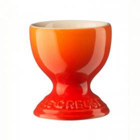 Подставка для яиц оранжевая лава LE CREUSET  91033052090099 | Rustirka.RU - Интернет-магазин надежной бытовой техники в Москве