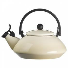 Чайник Zen 1.5л Миндаль LE CREUSET  92009600680000 | Rustirka.RU - Интернет-магазин надежной бытовой техники в Москве