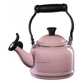 Чайник Trad LE CREUSET  1,1 л. розовый шифон  92000900401000 | Rustirka.RU - Интернет-магазин надежной бытовой техники в Москве