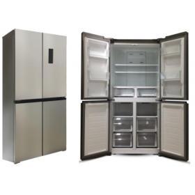 Холодильник Ascoli ACDSL571W серебристый | Rustirka.RU - Интернет-магазин надежной бытовой техники в Москве