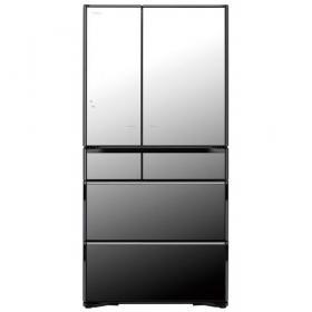 Холодильник Hitachi R-X 740 GU X | Rustirka.RU - Интернет-магазин надежной бытовой техники в Москве