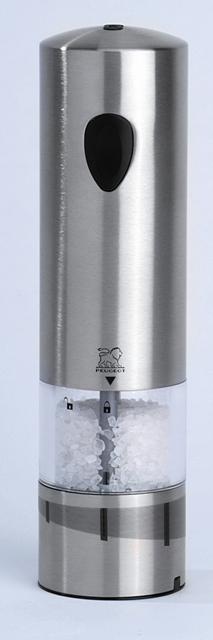 Мельница для соли электрическая 20 см нерж. Сталь Peugeot Elis rechargeable 23232 | Rustirka.RU - Интернет-магазин надежной бытовой техники в Москве