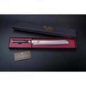 DM-0705 Нож для хлеба KAI, 23 см. | Rustirka.RU - Интернет-магазин надежной бытовой техники в Москве