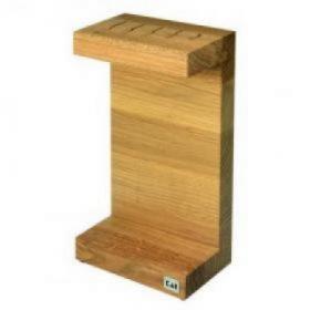 DM-0803 С-Блок для ножей KAI, дуб, до 5 ножей | Rustirka.RU - Интернет-магазин надежной бытовой техники в Москве