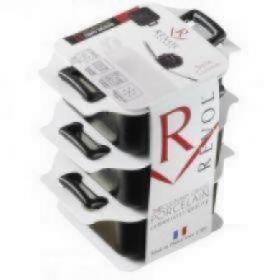 Набор мини квадратных форм Revol Белль Кузин BC024   Rustirka.RU - Интернет-магазин надежной бытовой техники в Москве