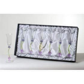 Anorinver, K 6 T NEC Шесть бокалов для шампанского свадебных Нэк | Rustirka.RU - Интернет-магазин надежной бытовой техники в Москве