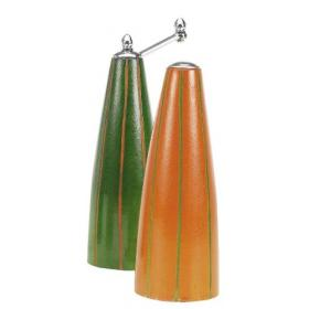 William Bounds LTD. 25202 набор мельница и солонка, Страйп, зеленый, оранжевый | Rustirka.RU - Интернет-магазин надежной бытовой техники в Москве