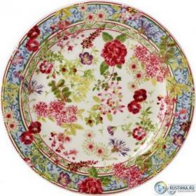 1643B6AX50 Тарелка для канапе, Многоцветие, 16,5 см. | Rustirka.RU - Интернет-магазин надежной бытовой техники в Москве