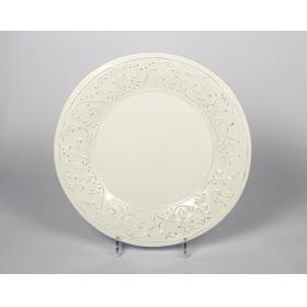 21075170-1 тарелка обеденная Jianwen, керамика (доломит) | Rustirka.RU - Интернет-магазин надежной бытовой техники в Москве