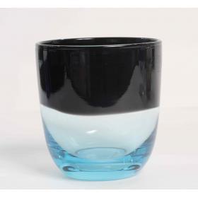 D/0036 бокал для виски Union Victors, Дерзость, черно-голубой | Rustirka.RU - Интернет-магазин надежной бытовой техники в Москве